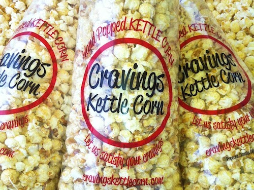 Cravings Kettle Corn bags